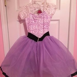 Costume Gallery Competition Purple Ballet - Size M
